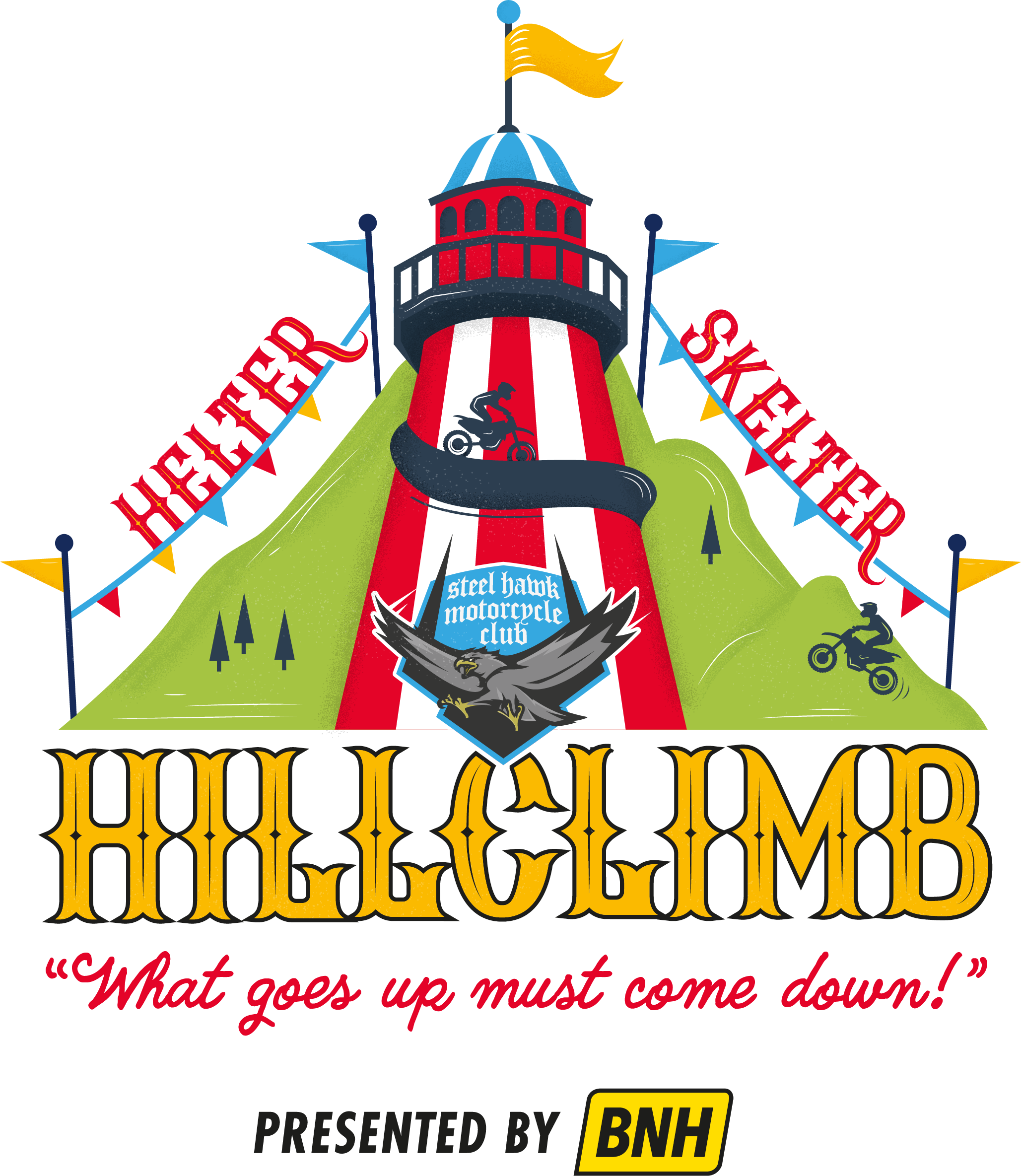 Ready and set for the Helter Skelter Hillclimb – Entries still open – Spectators welcome!
