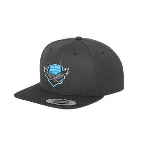 Steel Hawk Snap Back Hat